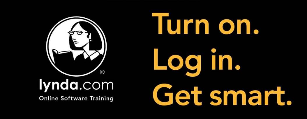 Lynda.com Turn on. Log in. Get smart.